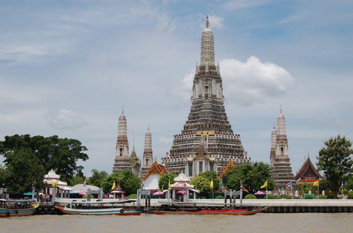 fotos del viaje a Tailandia Bangkok, Norte de Chiang Mai y playas del sur autor:Marta Ibañez