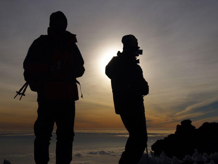 fotos del viaje a Tanzania Ascensión al Kilimanjaro. Marangu y Machame: las rutas 'clásicas'  autor:Vicente Guinea