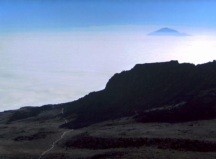 fotos del viaje a Tanzania Ascensión al Kilimanjaro: ruta Rongai autor:Daniel Angulo