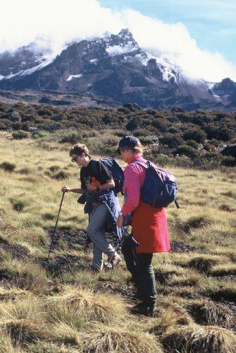 fotos del viaje a Tanzania Ascensión al Kilimanjaro. Marangu y Machame: las rutas 'clásicas'  autor:Andres Lopez