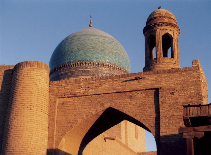 fotos del viaje a Uzbekistán y Kyrgyzstán Ruta de la Seda y montes Tien Shan  autor:Joaquim Serra