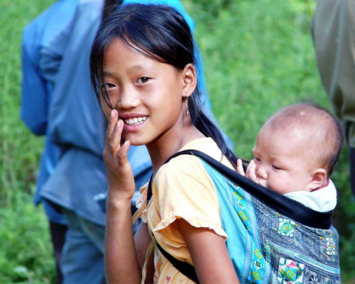 fotos del viaje a Vietnam y Angkor Minorías del norte, Halong, Hue, Delta y Angkor o Isla Phu Quoc autor:Juan Gomez de Segura