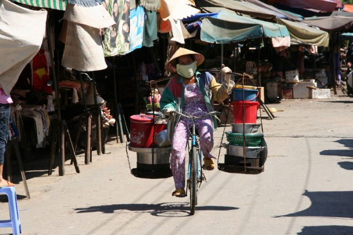 fotos del viaje a Vietnam y Angkor Minorías del norte, Halong, Hue, Delta y Angkor o Isla Phu Quoc autor:Xavi Pastor