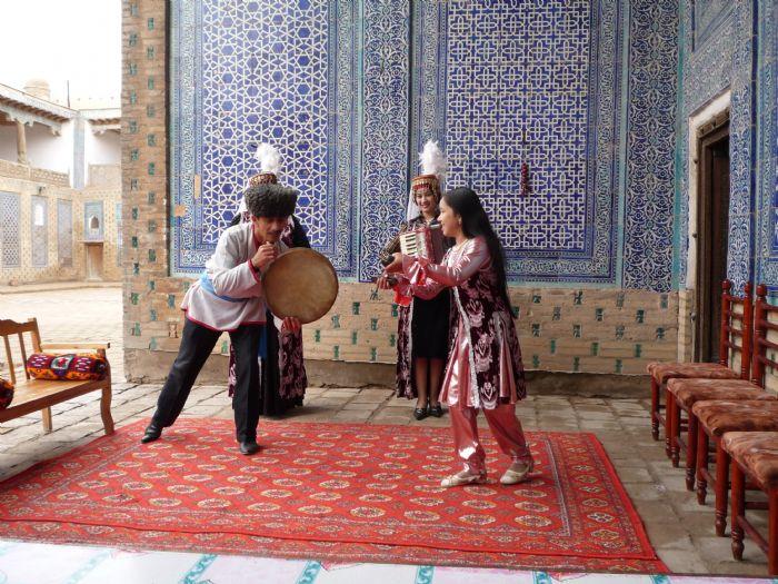 fotos del viaje a Uzbekistán y Kyrgyzstán Ruta de la Seda y montes Tien Shan  autor:J.Vendrell