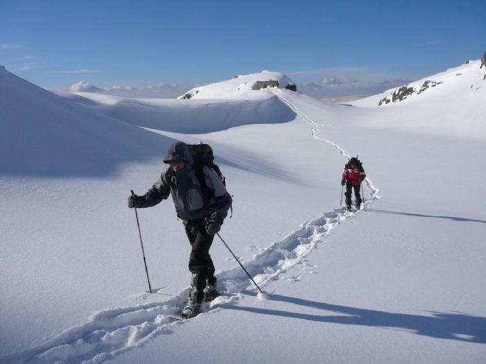 Rila y Pirin en esquís de montaña - Foto Pere Mongay