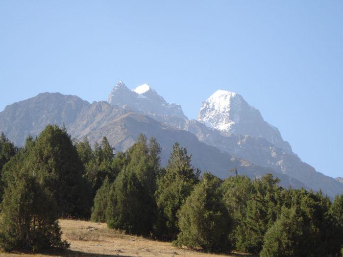 fotos del viaje a Uzbekistán y Kyrgyzstán Ruta de la Seda y montes Tien Shan  autor:Mònica Bassi