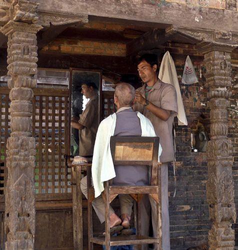 fotos del viaje a Nepal Valle Katmandú, Lagos Begnas y Pokhara, Ghorepani Trek y Safari en Chitwan autor:Isabel Homedes