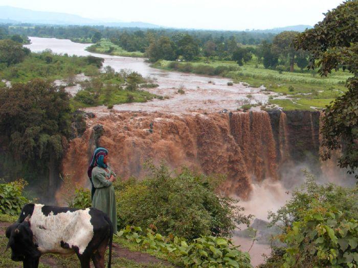 fotos del viaje a Etiopía El valle del Omo y la antigua Abisinia autor:Gonzalo Pueyo