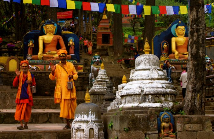 fotos del viaje a Nepal Valle Katmandú, Lagos Begnas y Pokhara, Ghorepani Trek y Safari en Chitwan autor:Natalia Tacons