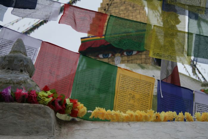 fotos del viaje a Nepal Valle Katmandú, Lagos Begnas y Pokhara, Ghorepani Trek y Safari en Chitwan autor:Natalia Archs
