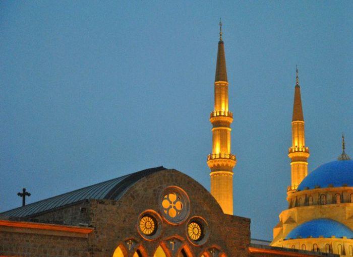 fotos del viaje a Líbano Litoral Mediterráneo, Mts. del Líbano y Valle de la Bekaa  autor:Mercè Gayà