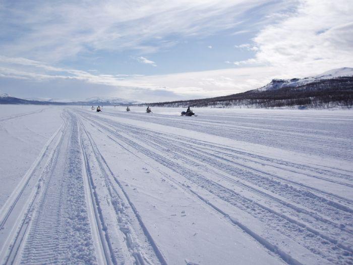 fotos del viaje a Finlandia Multiaventura invernal en la región de Koillismaa autor:Archivo Tuareg
