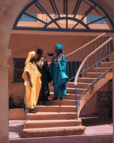 fotos del viaje a Senegal Costa Norte, Isla de Gorée y Delta del Saloum.  autor:Archivo Tuareg