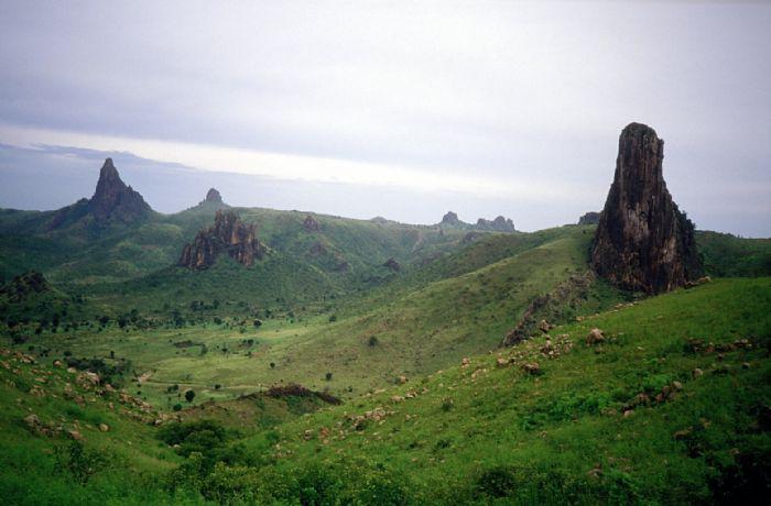 fotos del viaje a Camerún Etnias remotas autor:Joan Masramon
