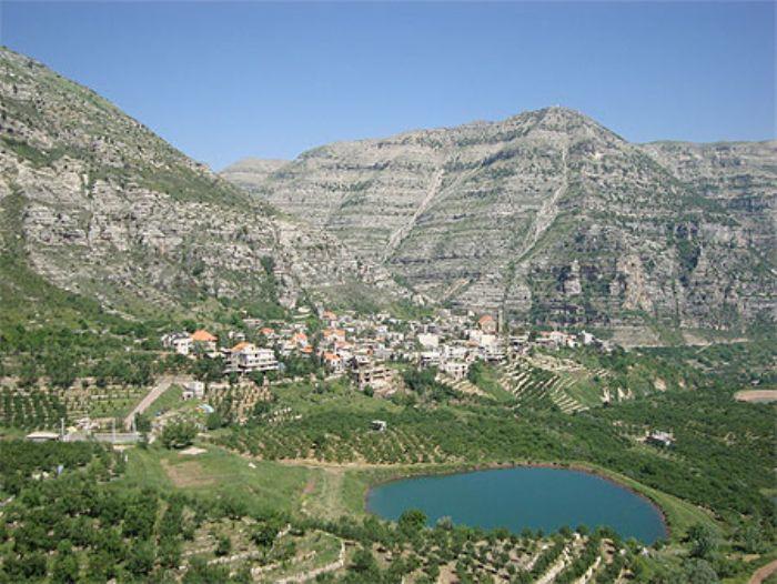 fotos del viaje a Líbano Trek por las reservas de Cedros El Chouf, Bcherri y Mte.Líbano autor:Viatges Tuareg