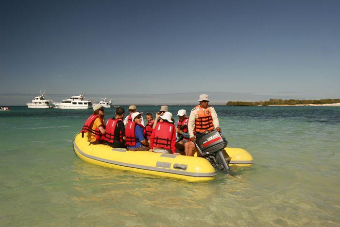 fotos del viaje a Ecuador Islas Galápagos en el yate Floreana autor:YATE FLOREANA