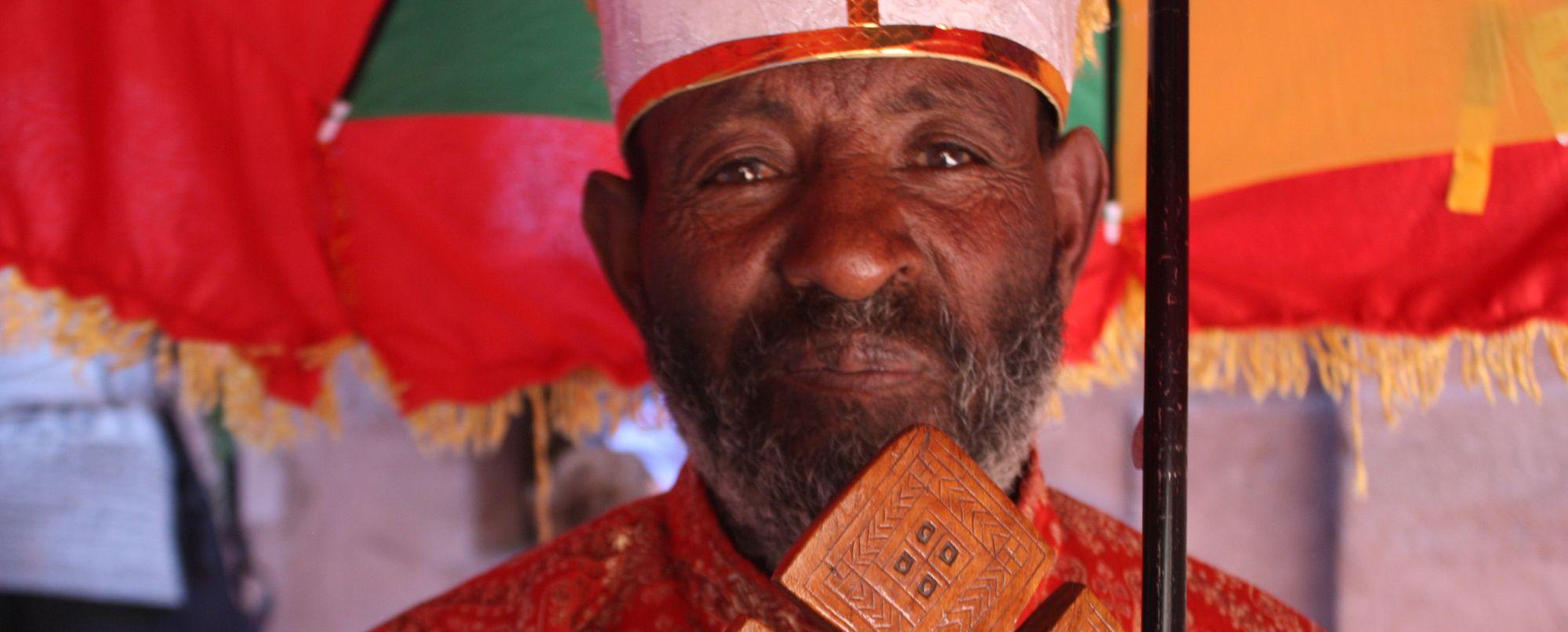 Etiopia - Festividad del Timkat en Gondar