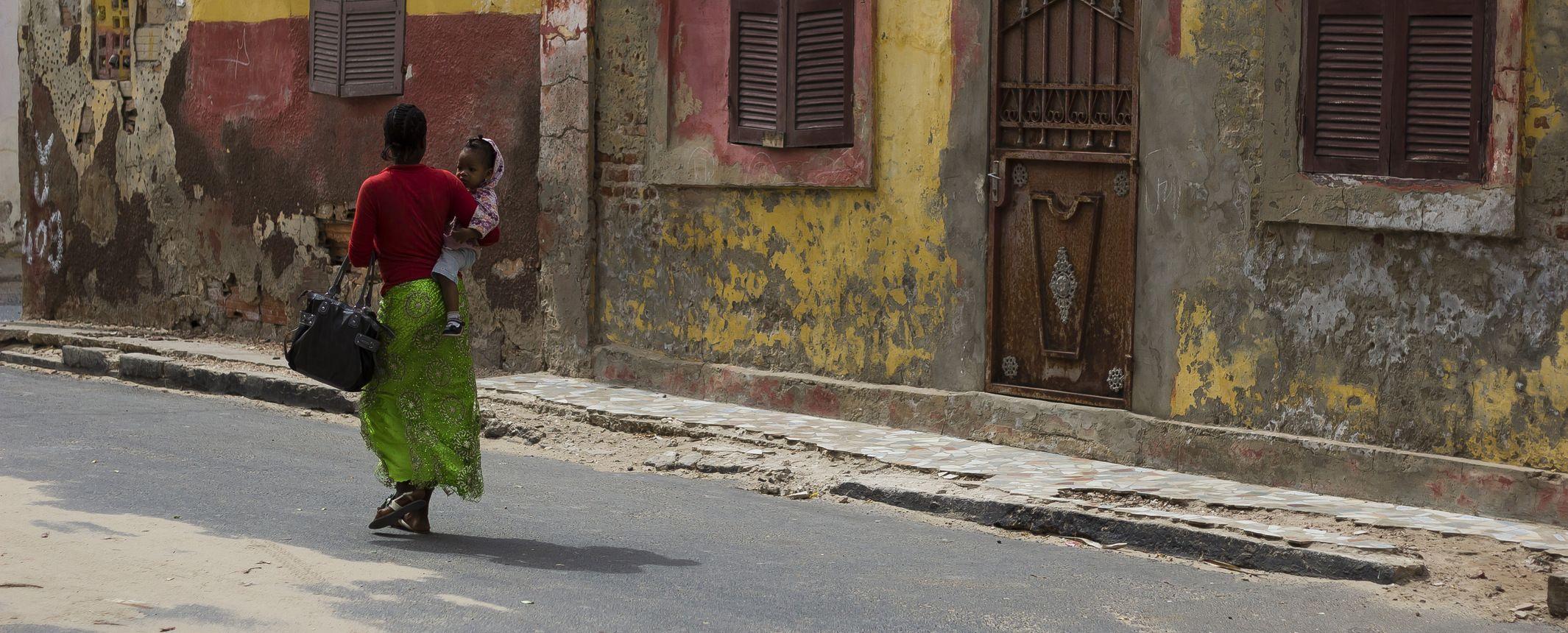 Senegal - Un viaje a África occidental.