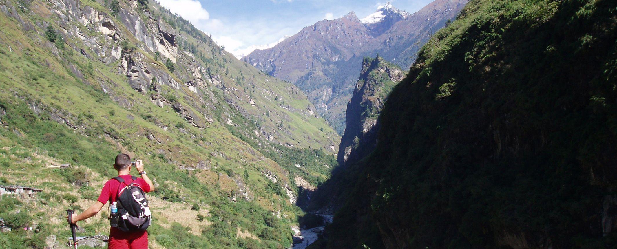 Nepal - Trek Tour de los Annapurnas