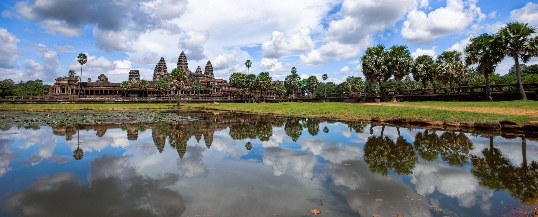 Siguiendo el Mekong. De Luang Prabang a Angkor | Autor Javier Cambronero