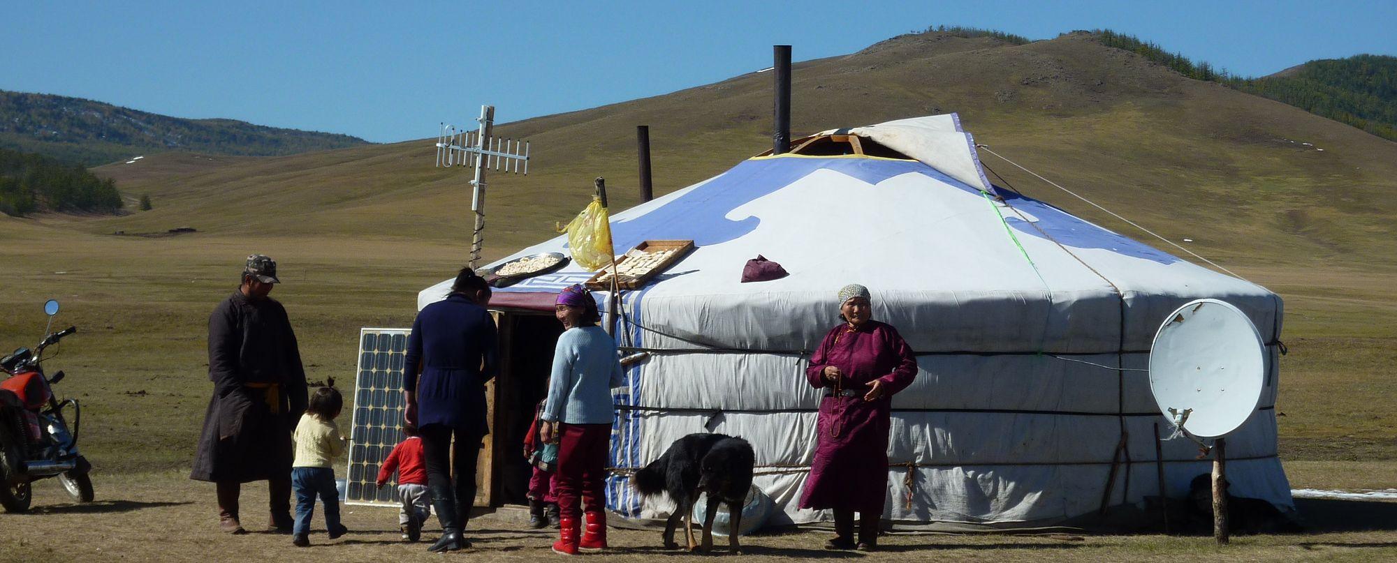 Mongolia - Desierto de Gobi, Estepa Central y Lago Khovsgol