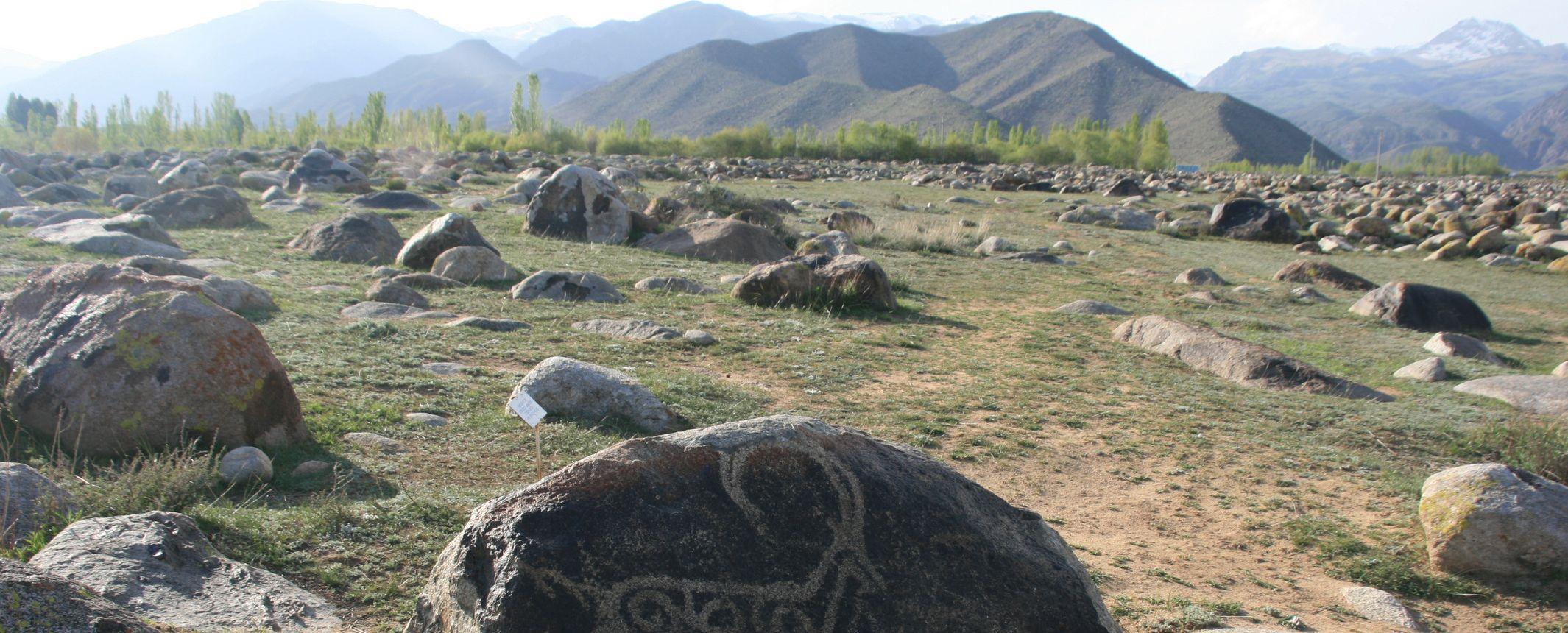 Kyrgyzstán - Lagos de Issyk Kul, Son Kul y Montes de Tien Shan