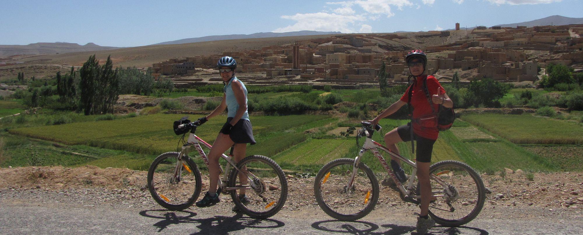 Marruecos - Atlas Central en Bicicleta de Montaña