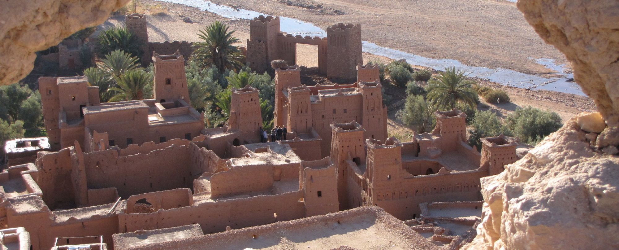 Marruecos - Trekking a la cima del Mgoun - 4.071m - y sus gargantas