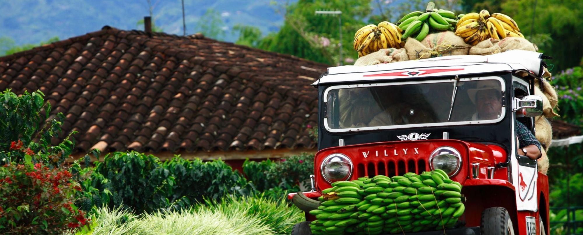 Colombia - Andes, Café, Caribe y Península Guajira