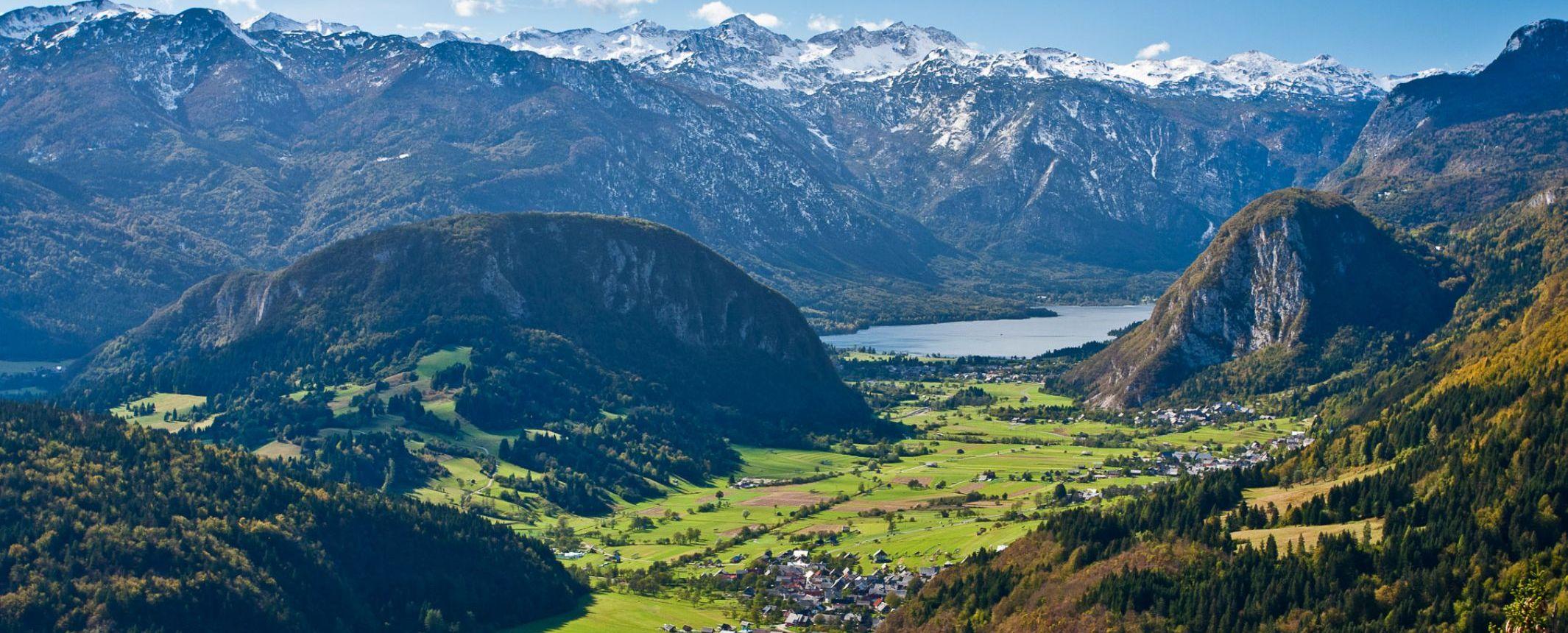 Eslovenia  - Senderismo por los parques naturales