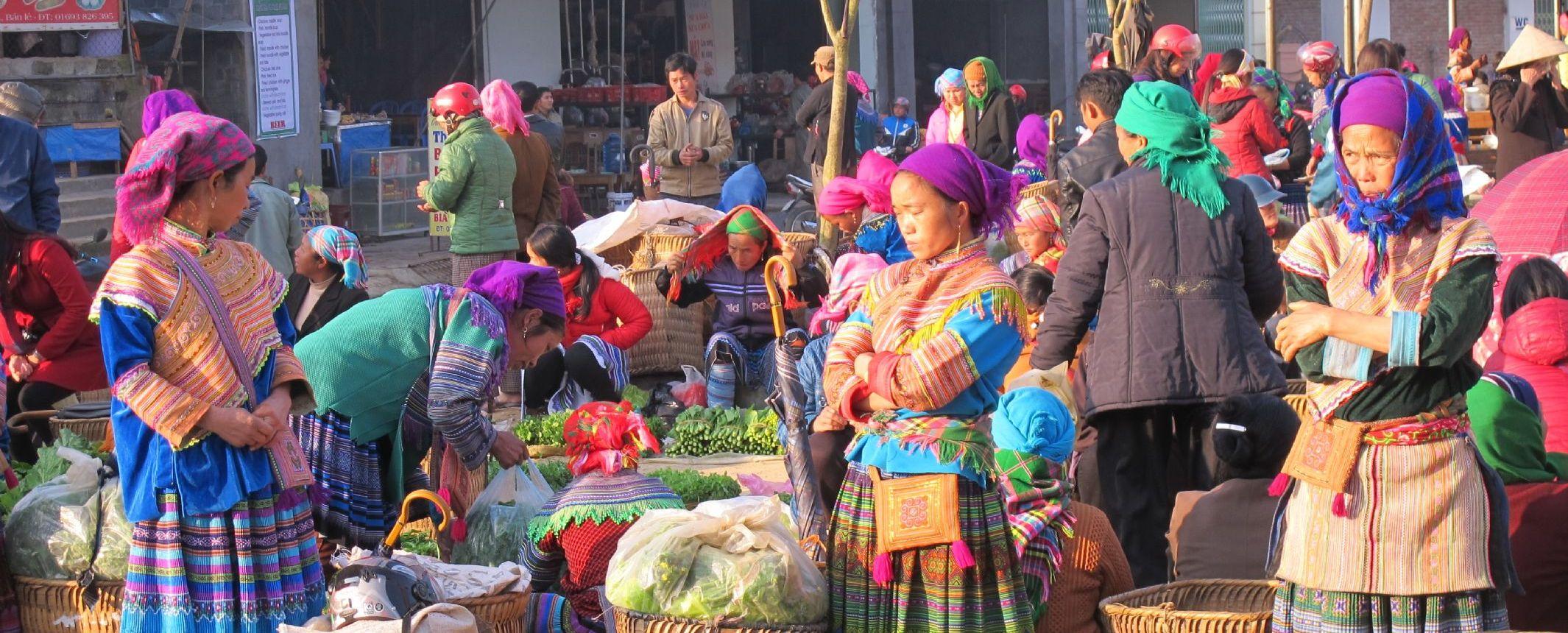 Vietnam - Minorías del norte, Halong, Hue y Delta 15 días