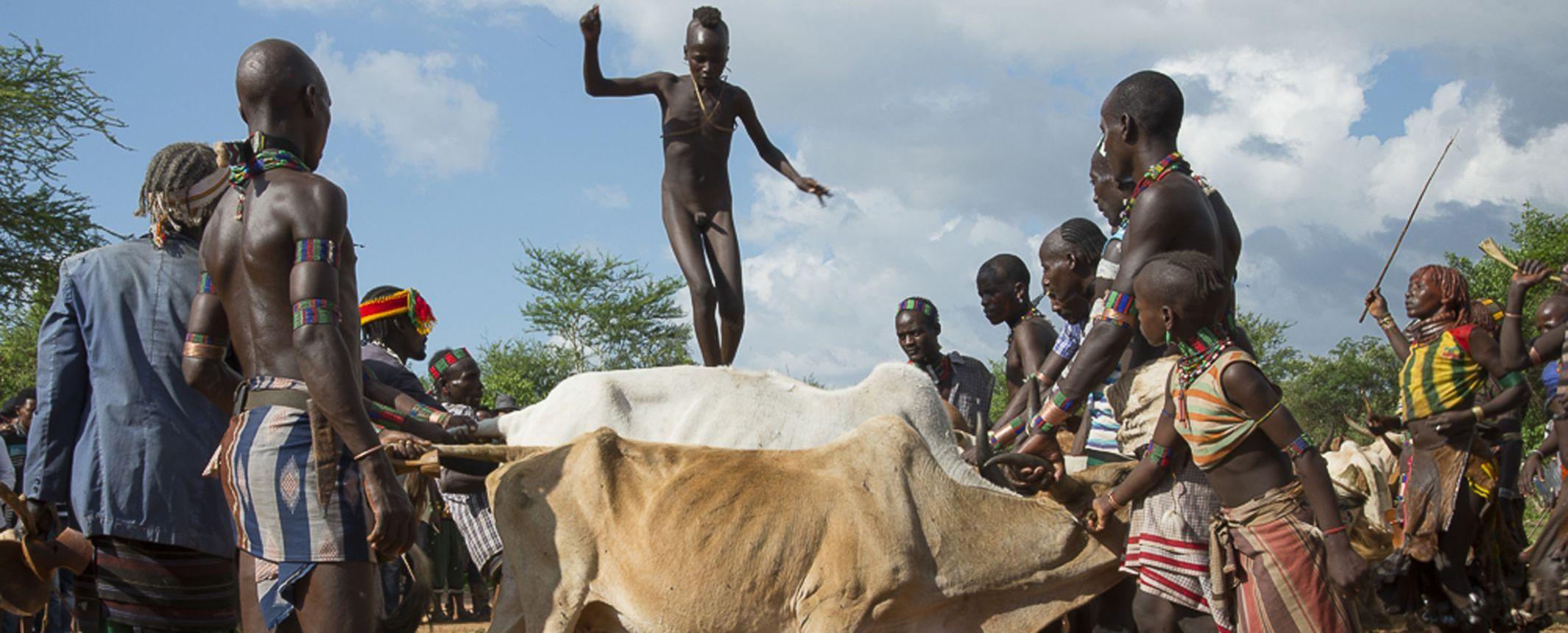 Etiopía - El valle del Omo y la antigua Abisinia