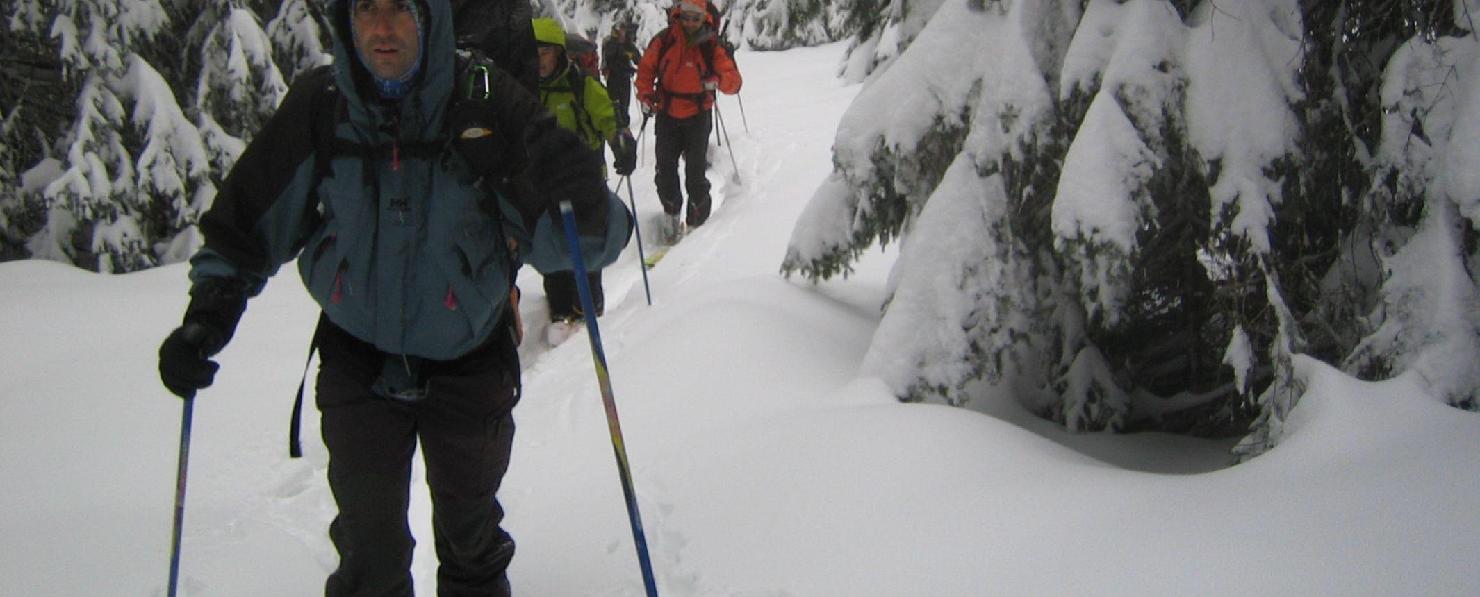 Bulgaria - Rila y Pirin en raquetas de nieve