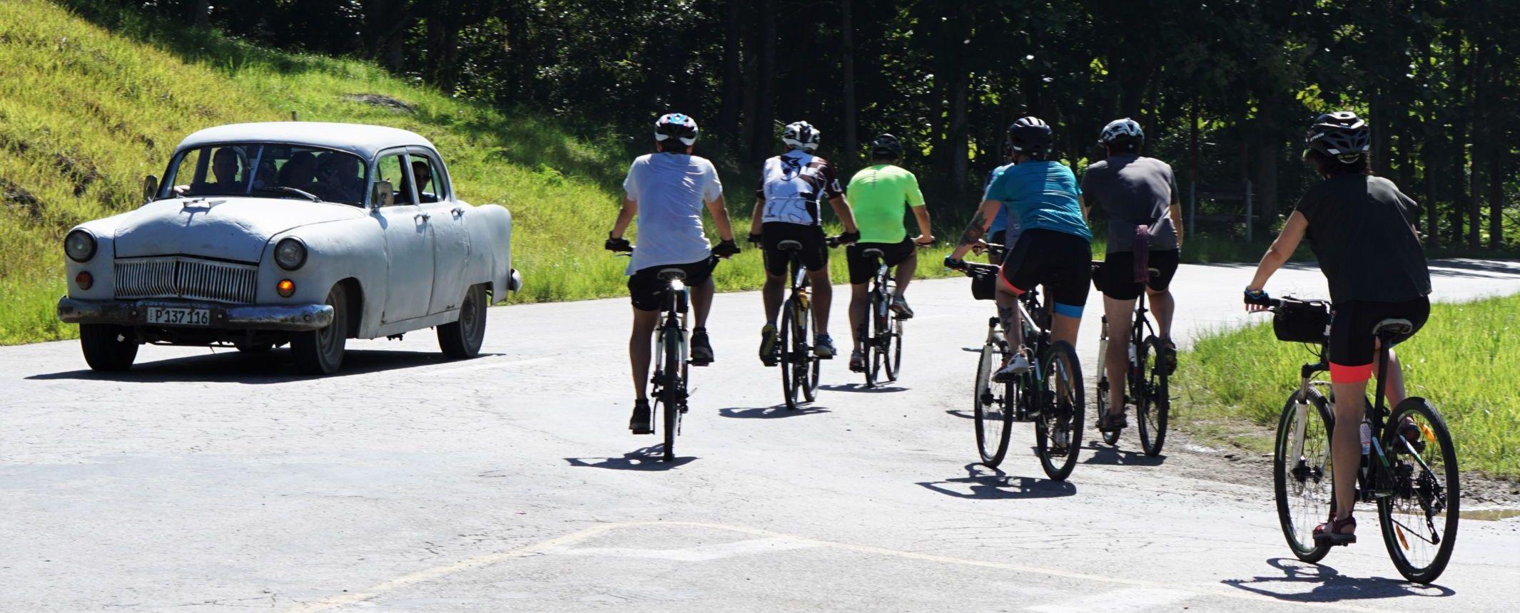Cuba - Descubriendo Cuba en bicicleta