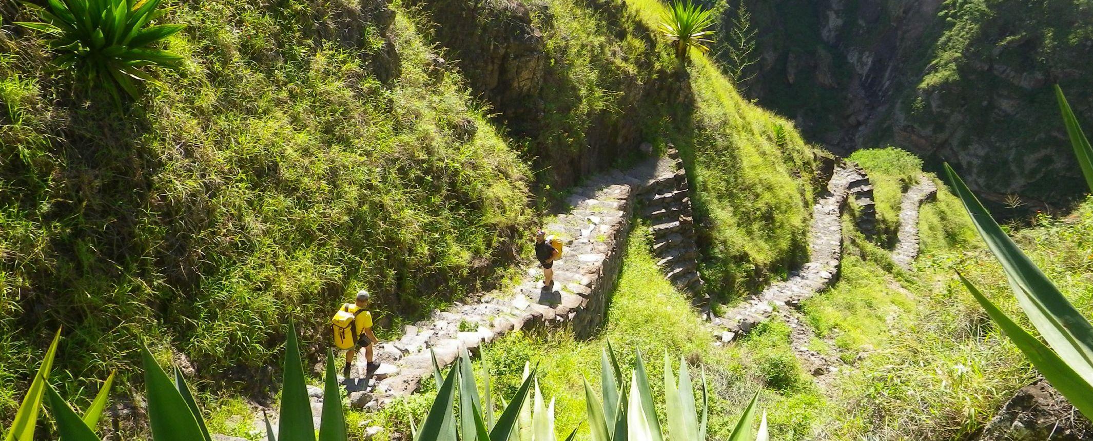 Cabo Verde - Senderismo por los caminos de piedra de Santo Antao y Sao Vicente