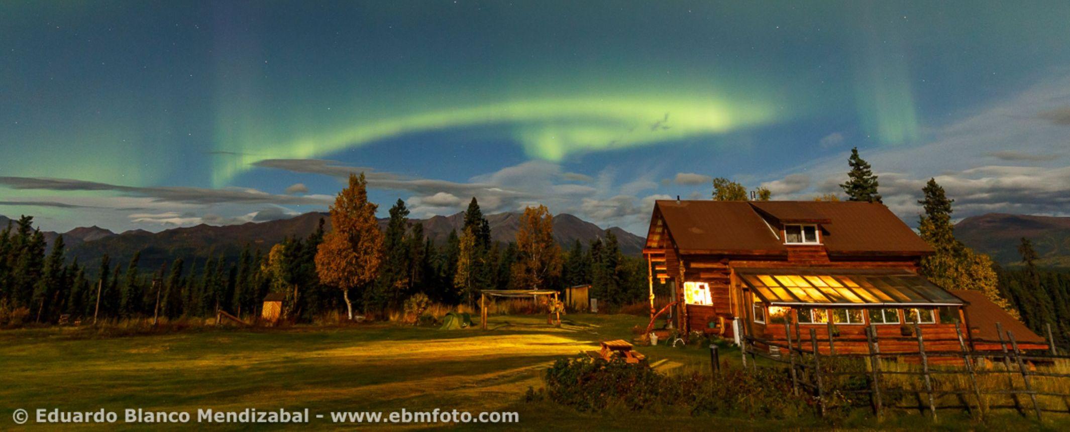 Alaska - Viaje Fotográfico. Alaska en otoño