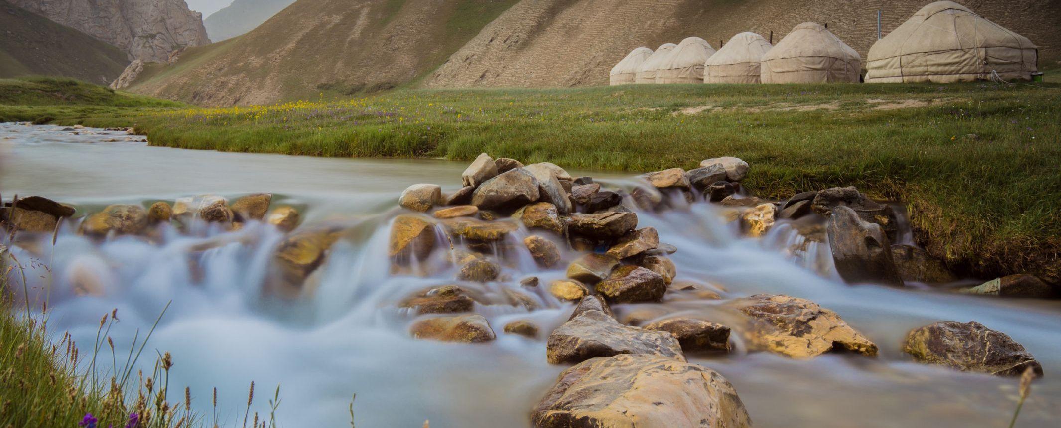 Uzbekistán y Kirguistán - Ruta de la Seda y montes Tien Shan