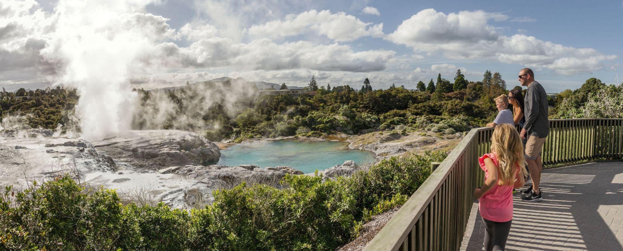 Nueva Zelanda - Caminatas y naturaleza en el Fin del Mundo