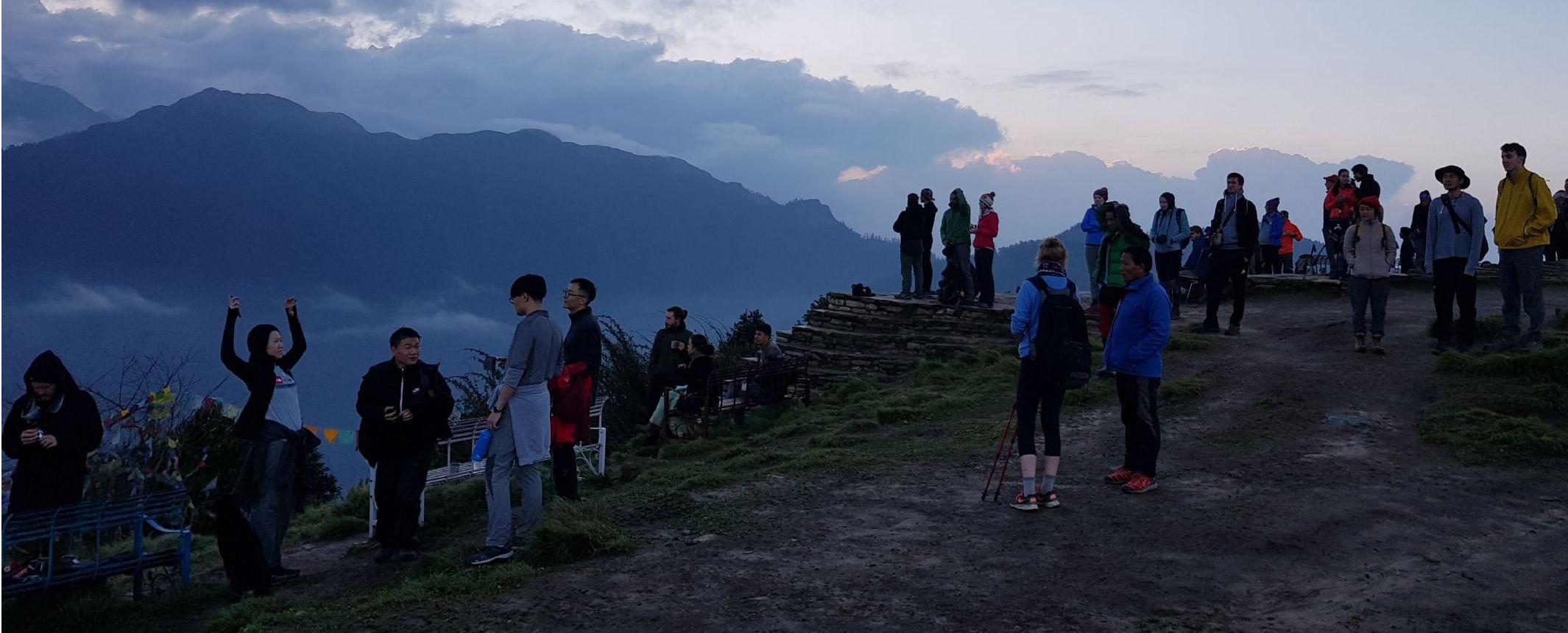 Nepal - Trek para amateurs en el Himalaya
