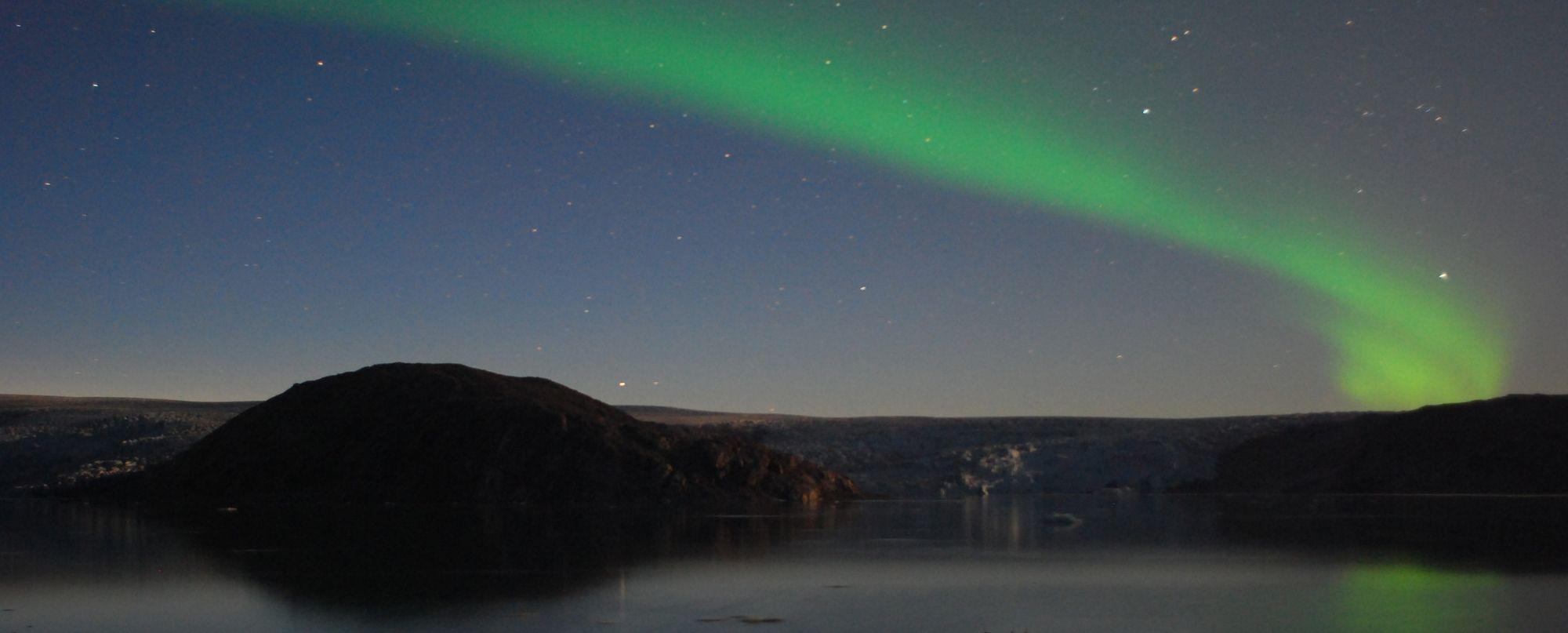 Groenlandia - Bajo la Aurora Boreal