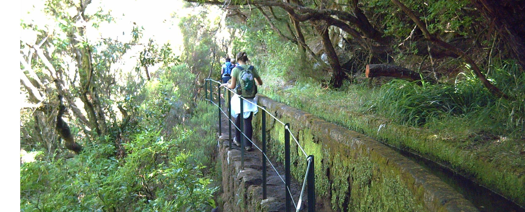 Madeira - Senderismo en los caminos del agua