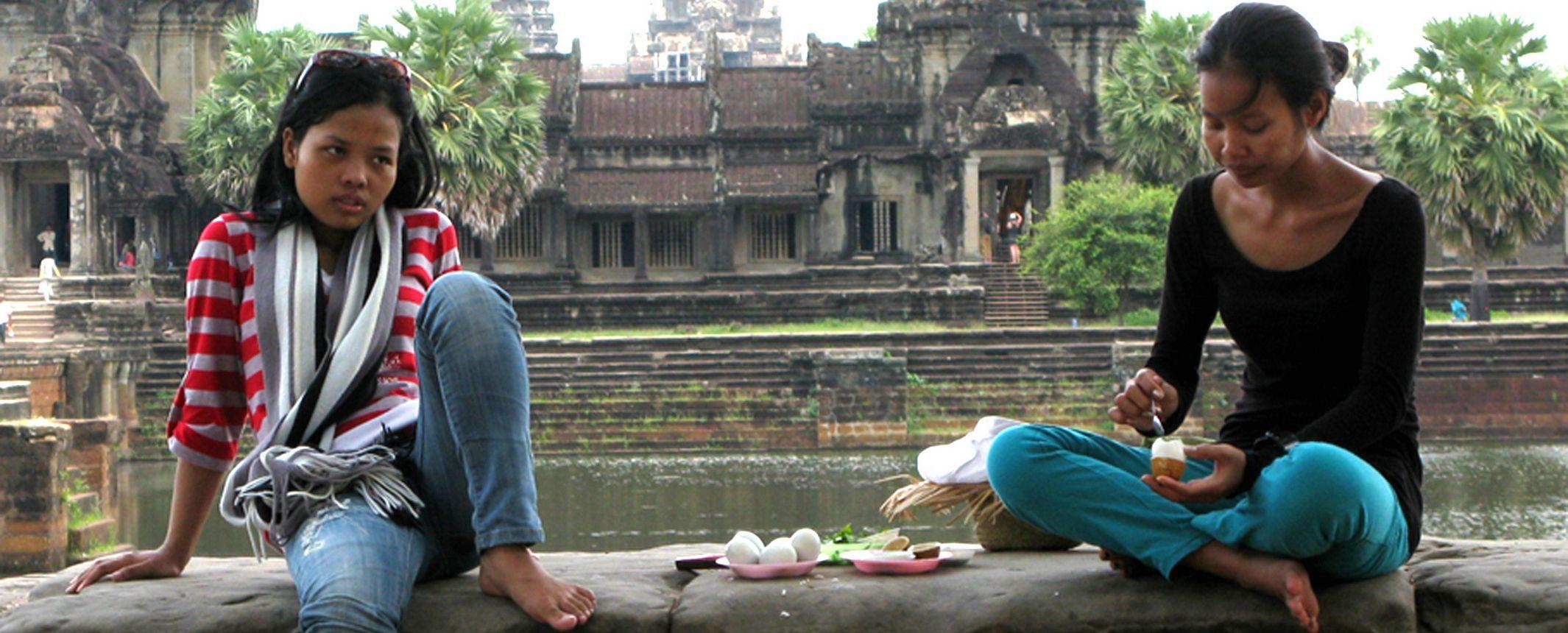 Camboya  - En busca de los templos perdidos e isla de Koh Chang