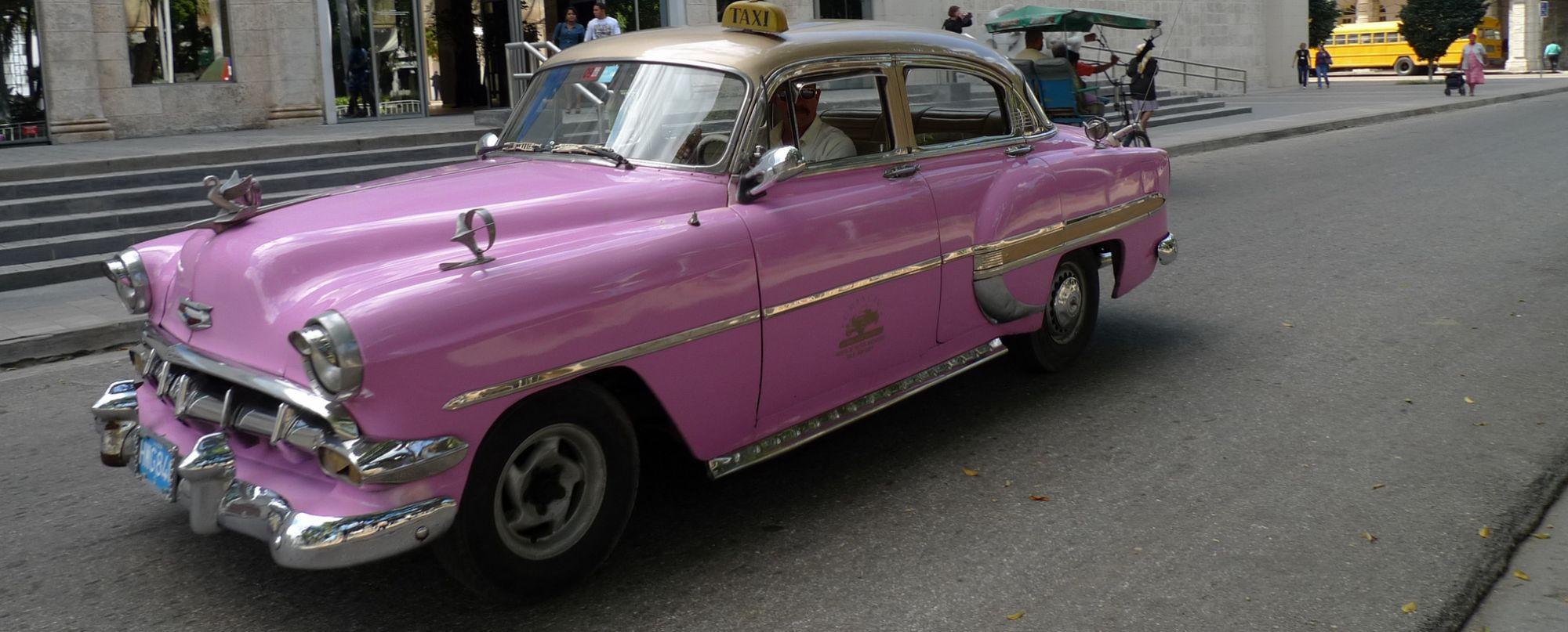 Cuba - De Sierra Maestra a La Habana