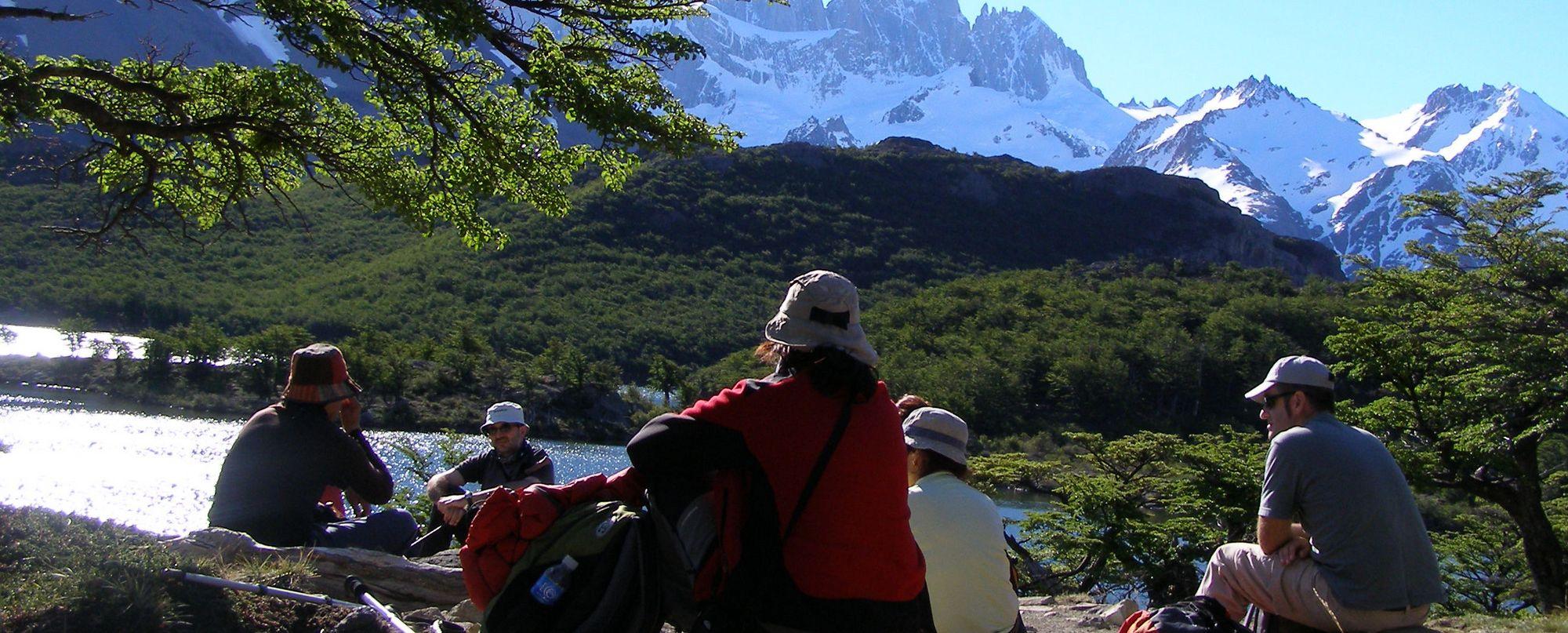 Argentina y Chile    - Trekking Patagonia. Chalten,Torres del Paine y Tierra de Fuego