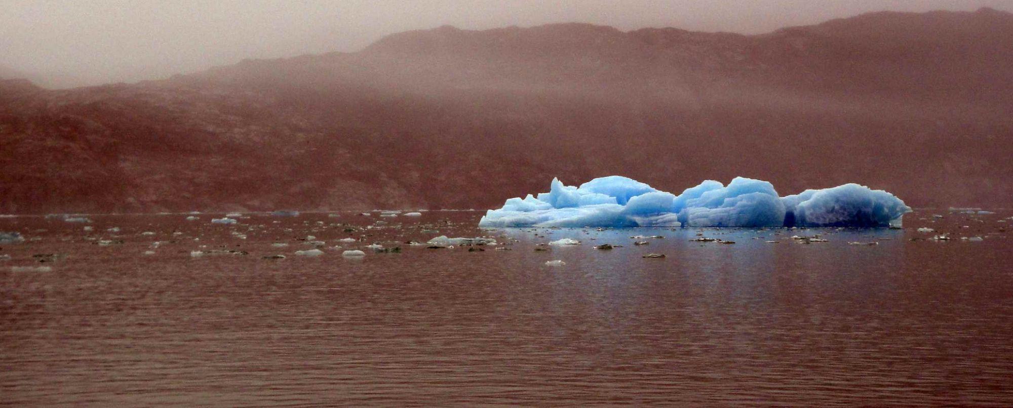 Groenlandia - Kayak y trekking