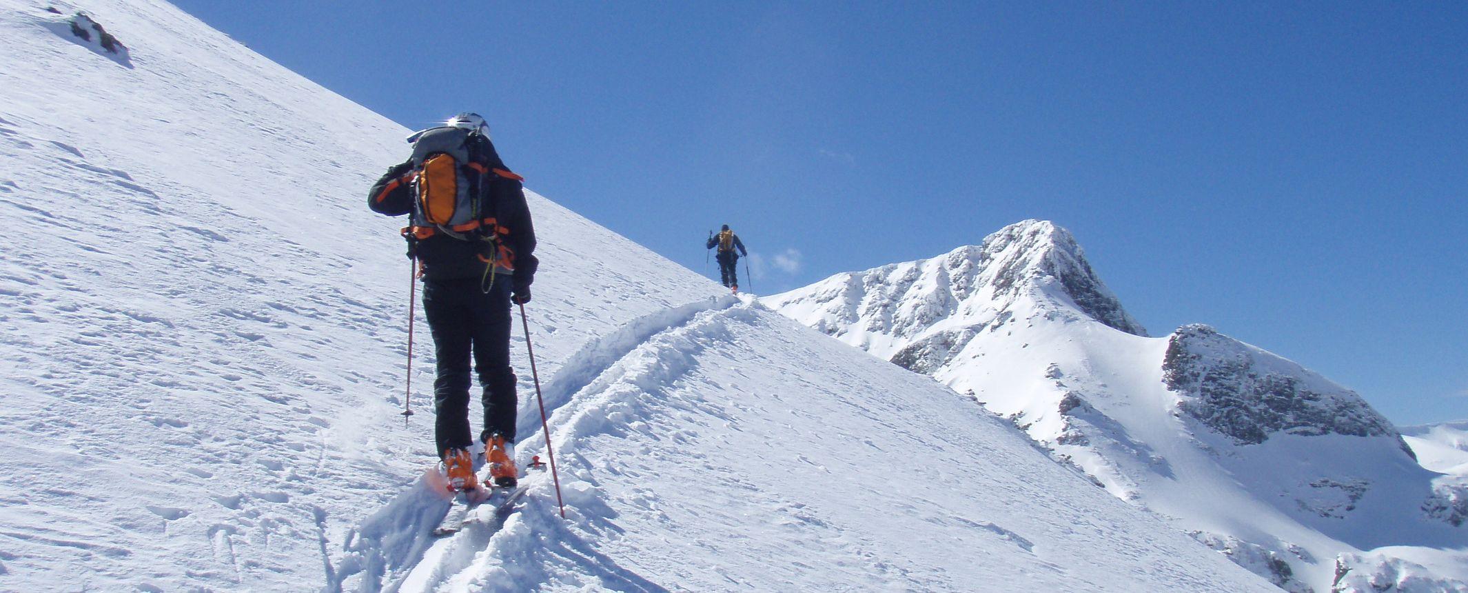 Bulgaria - Rila y Pirin en esquís de montaña