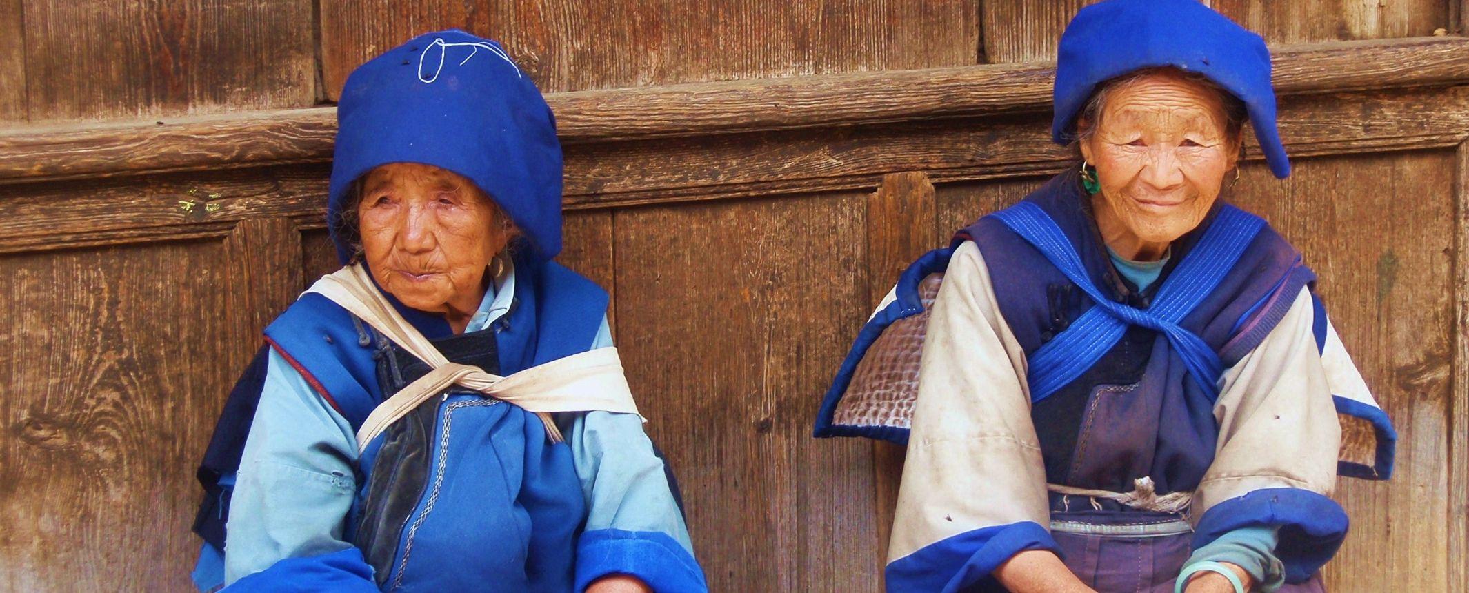 China - Yunnan. El país al sur de las nubes