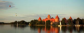 Lituania, Letonia y Estonia