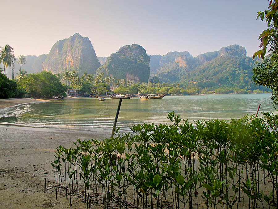 Playa de Railay - Foto © Iban Gartzia