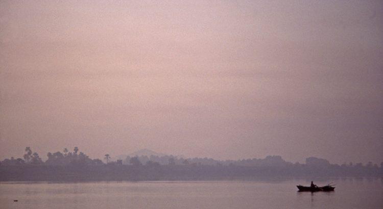 Embarcación en el río Nilo, Egipto | Foto © Ignasi Rovira
